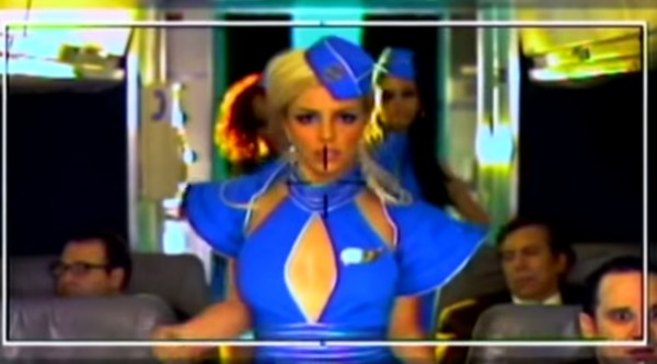 Tbt Behind The Scenes Of Toxic 2004 By Britney Spears Imvdb Blog