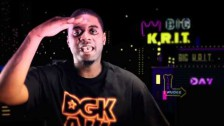 Big K.R.I.T. '4evaNaDay (Theme)' music video