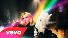 Ke$ha 'Blow' music video