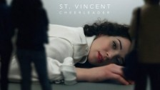 St. Vincent 'Cheerleader' music video