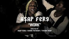 A$AP Ferg 'Work' music video