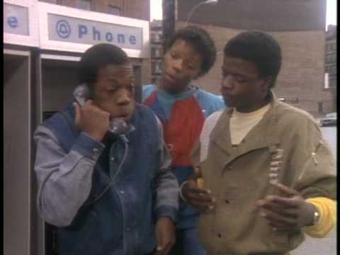 telephone man new edition official video India: