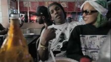 A$AP Rocky 'Peso' music video