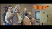 CSS 'Hangover' music video